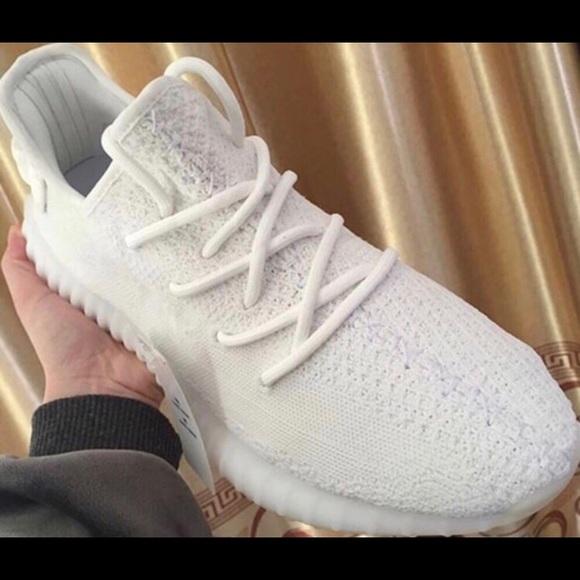 Ua Adidas Yeezy Boost 35 V2 Cream White